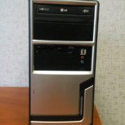 Компьютер бу s1155-pentium-dual-core-g645
