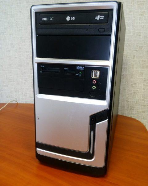 Компьютер бу s1155-pentium-dual-core-g840