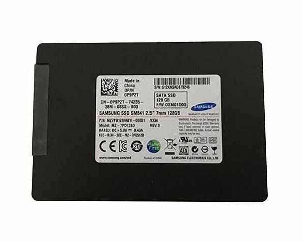 Твердотельный накопитель SSD 128 Гб Samsung