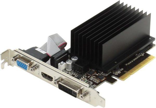 Новая игровая видеокарта Geforce GT 730 1GB.