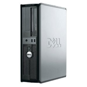 Компьютер бу DELL OptiPlex 320/ОЗУ 2 Гб/HDD 80 Гб/ATI Radeon 1100 - 512mb/COM-порт