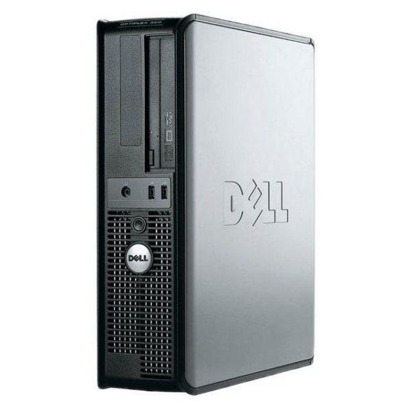 Компьютер бу DELL OptiPlex 320/ОЗУ 2 Гб/HDD 80 Гб/ATI Radeon 1100 - 512mb/COM-порт