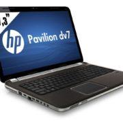 """Ноутбук бу 17.3"""" HP Pavilion DV7"""