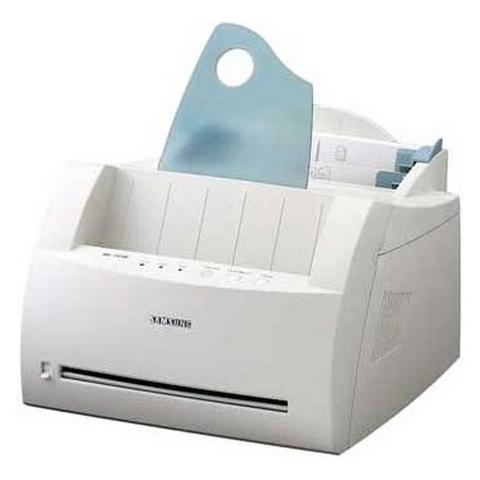 Принтер бу SAMSUNG ML-1210 лазерный черно-белый/А4/600x 600 dpi/12 стр/мин