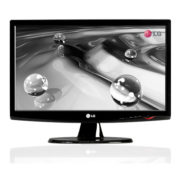 """Монитор бу 22"""" ЖК LG Electronics W2243S-PF, Full-HD 1920x1080"""