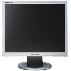 """Монитор б/у 17"""" ЖК Samsung N720, состояние Отличное, матовое покрытие экрана, регулировка наклона, высоты"""