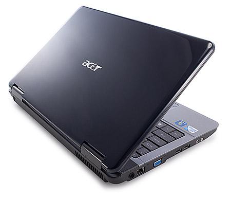 Ноутбук б\у Acer 5732Z/2 ядра/2 Гб ОЗУ/HDD 250 Гб/веб-камера