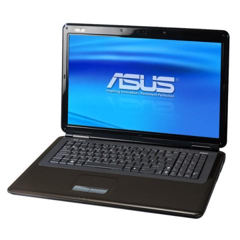 """Ноутбук бу 17,3"""" Asus X70A/2 ядра/4Гб/HDD 500Гб/GeForce 220-1 Гб/Веб-камера"""