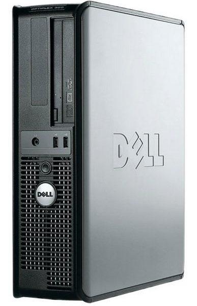 Компьютер бу DELL OptiPlex 320/2 ядра/4 Гб ОЗУ/80 Гб HDD/COM-порт