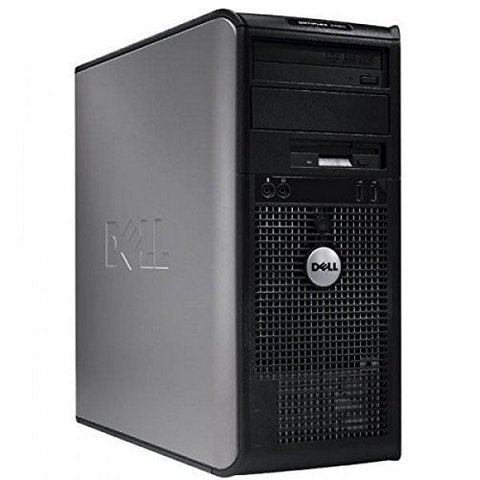 Компьютер бу DELL OptiPlex 755/4 ядра/ОЗУ 4 Гб/HDD 500Гб/COM-порт