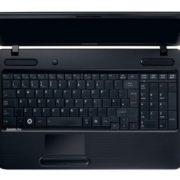 """Ноутбук бу 15,6"""" Toshiba C660/2 ядра/2 Гб DDR3/HDD 160 Гб/видео 1 Гб/веб-камера"""