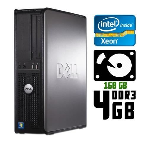 Компьютер бу DELL OptiPlex 380SFF slim