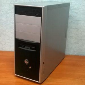 Игровой компьютер бу АТХ большой корпус Athlon x3