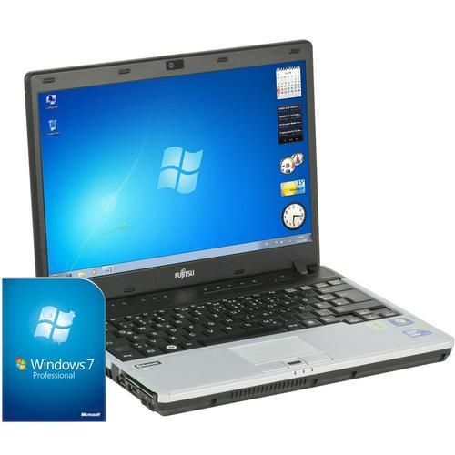 "Ноутбук бу 13,3"" Fujitsu-Siemens Lifebook P770"