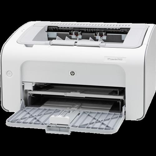 Принтер лазерный бу HP LaserJet P1102
