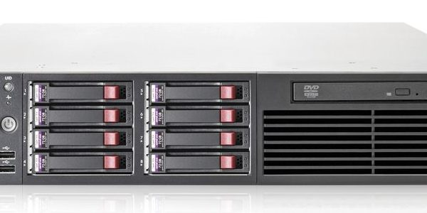 Сервер бу HP Proliant DL380 G6 (2U)