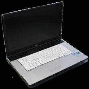 "Ноутбук бу 15,6"" Fujitsu-Siemens Lifebook E751"