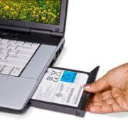 Ноутбук бу Fujitsu-Siemens Lifebook