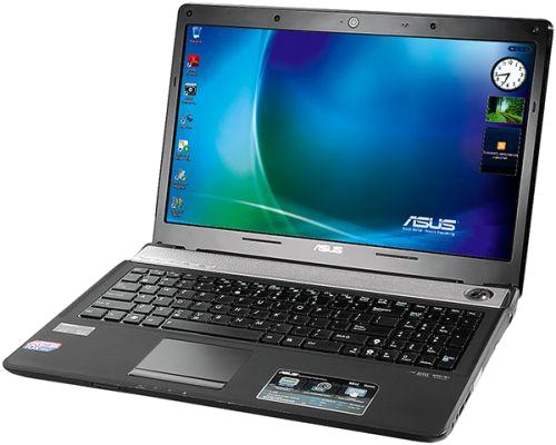 "Ноутбук 16"" Asus N61J"