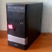 Игровой компьютер бу ATX большой корпус (Modecom)