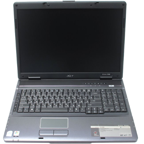 """Ноутбук бу 17,1"""" Acer Extensa 7230"""