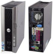Компьютер бу DELL OptiPlex 760 USFF