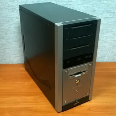 Игровой компьютер бу ATX большой корпус Quad Core Q8200