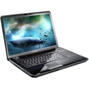 "Ноутбук бу 17.3"" Toshiba Satellite P300"