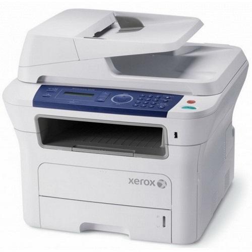 МФУ (Принтер, сканер, копир) лазерный XEROX WorkCenter 3220DN