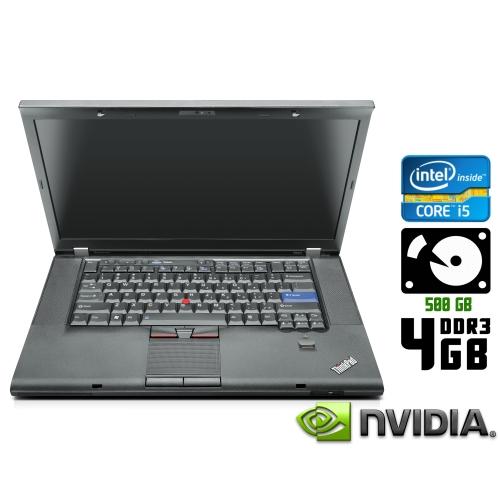 Ноутбук бу Lenovo ThinkPad T520