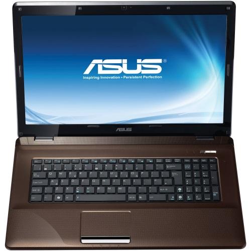 """Ноутбук бу 17,3"""" Asus K72F"""