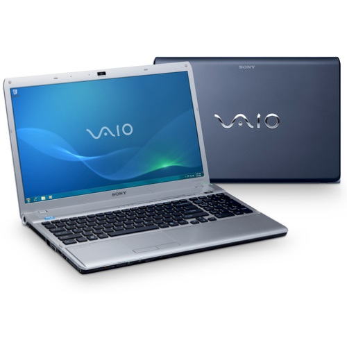 """Ноутбук бу 16"""" SonyVaio vpcf1"""