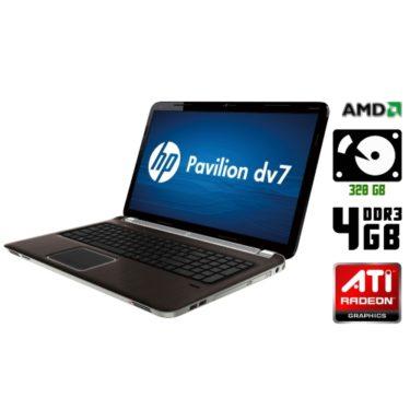 Ноутбук бу HP Pavilion DV7-6000