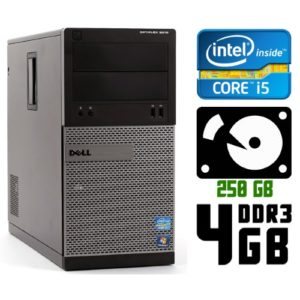 Компьютер бу Dell Optiplex 3010 MT