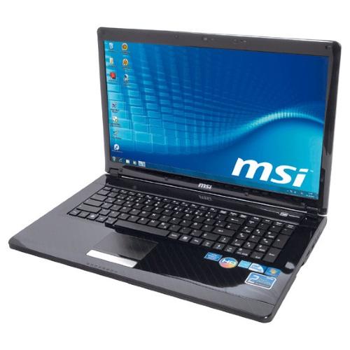 """Ноутбук бу 17,3"""" MSI CR720"""