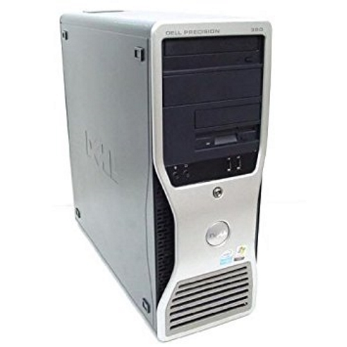 Компьютер бу DELL Tower Precision 380