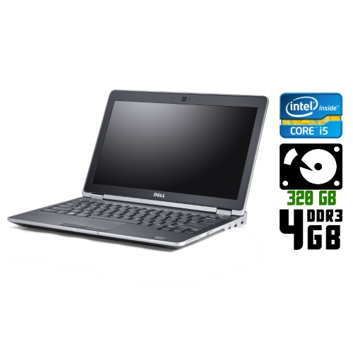 Ноутбук бу Dell Latitude E6430s