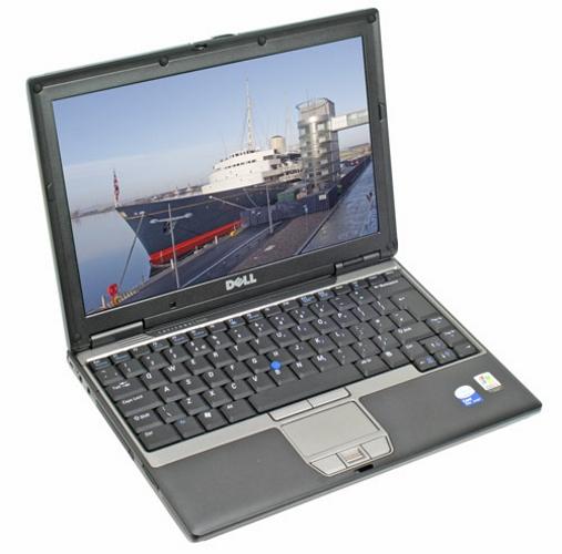 """Ноутбук бу 12,1"""" Dell Latitude D420"""