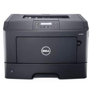 Принтер бу лазерный черно-белый Dell 2360dn