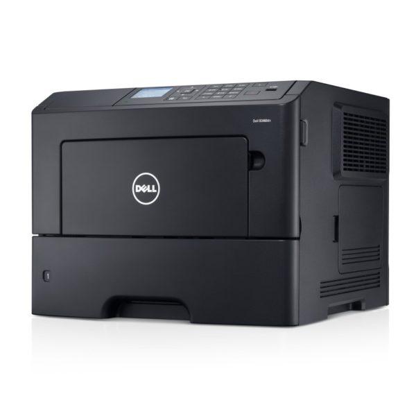 Принтер бу лазерный черно-белый Dell B3460dn