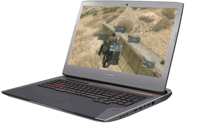 Игровой ноутбук