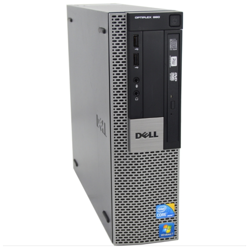 Компьютер бу DELL OptiPlex 980 Slim