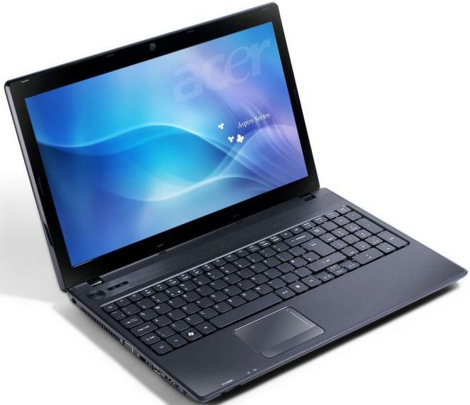 Современный ноутбук Acer