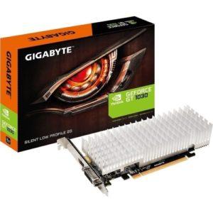 Новая игровая видеокарта Gigabyte Geforce GT1030 2 Гб - DDR5