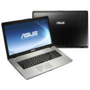 "Ноутбук бу 17,3"" Asus N76"