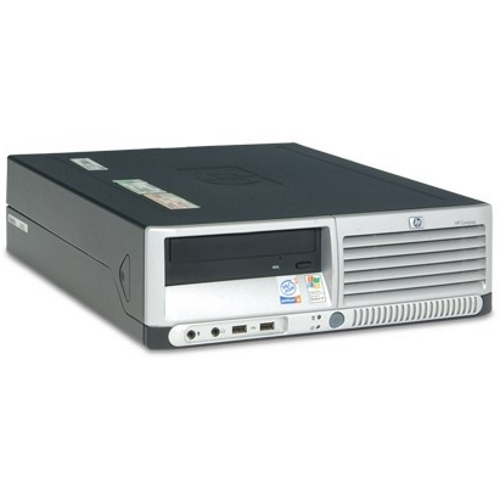 мпьютер бу HP Compaq DC7600(DC7700) Slim
