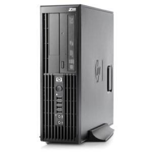 Компьютер бу HP Z200 Slim
