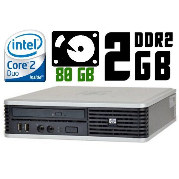 Компьютер бу HP Compaq DC7800 USFF