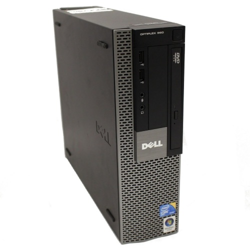 Компьютер бу DELL OptiPlex 960 Slim