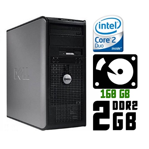 Компьютер бу DELL OptiPlex 755